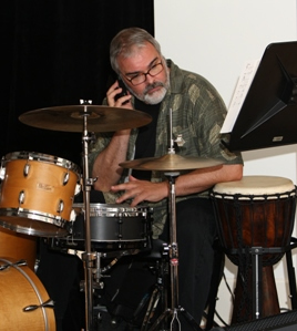 duncan moore on drums